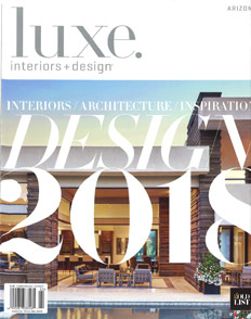 Luxe Magazine. Ownby Design Magazine Feature