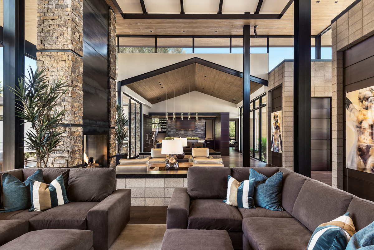 Biltmore mountain modern ownby design